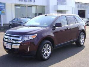 2011 Ford Edge Limited / FWD / LEATHER / NAVIGATION