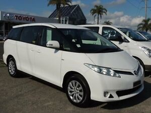 2013 Toyota Tarago ACR50R MY13 GLi White 7 Speed CVT Auto Sequential Wagon South Nowra Nowra-Bomaderry Preview
