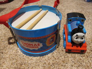 Thomas the Train Drum and electronic Train.