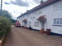 3 bed cottage for rent in centre of sought after village