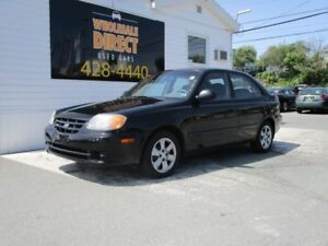 2006 Hyundai Accent HATCHBACK 1.6 L