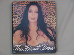 The First Time by Cher -  As Told To Michael Coplon
