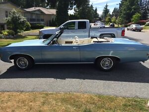 1969 Chevrolet Impala Convertible North Shore Greater Vancouver Area image 1