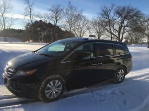 Lease Takeover MINT 2016 Honda Odyssey EX-L *CASH Incentive*