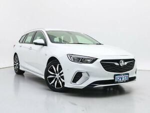 2018 Holden Commodore ZB RS White 9 Speed Automatic Sportswagon Jandakot Cockburn Area Preview