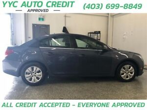 2013 Chevrolet Cruze LT Turbo *$99 DOWN EVERYONE APPROVED*