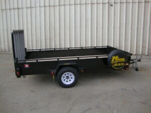 6'x10' Utility Trailer - Factory Direct