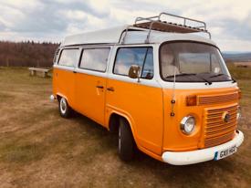 Volkswagen T2 Brazilian Camper