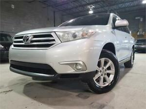 2011 Toyota Highlander/4X4/7PASS/AC/MAGS/CRUISE/BLUETOOTH/CAMERA