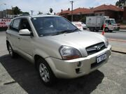2009 Hyundai Tucson 08 Upgrade SX Gold 4 Speed Sports Automatic Wagon West Perth Perth City Area Preview