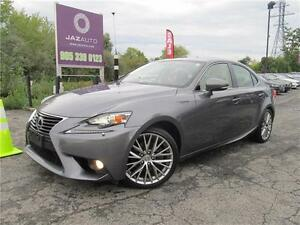 """2014 Lexus IS 250 """"ALL WHEEL DRIVE, REAR CAMERA, NO ACCIDENTS,"""