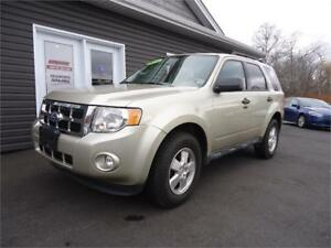 2011 Ford Escape XLT, FWD, 136KM, NEW MVI AND DETAIL!!