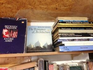 RARE and COLLECTABLE BOOKS --CLEARANCE SALE-- 50% OFF Cornwall Ontario image 4