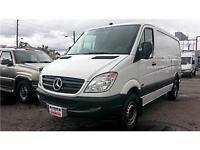 2011 Mercedes-Benz Sprinter 2500  Cargo Van, DIESEL