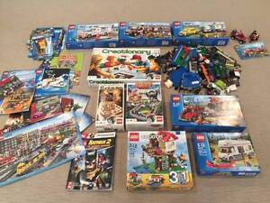 Fabulous Lego bundle: new and used sets, mixed pieces, boardgames East Fremantle Fremantle Area Preview
