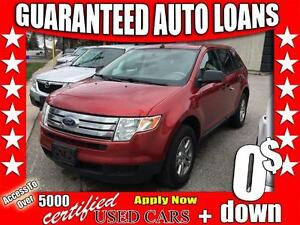 2009 Ford Edge SE $0 Down - All Credit Accepted!