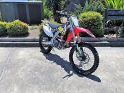 2014 Honda CRF450R 450CC Motocross 449cc Auburn Auburn Area Preview