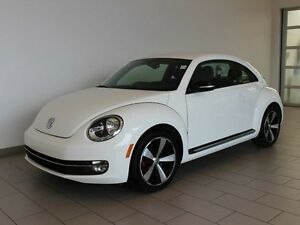 2014 Volkswagen THE BEETLE Sportline 2.0T DSG at w/ Tip