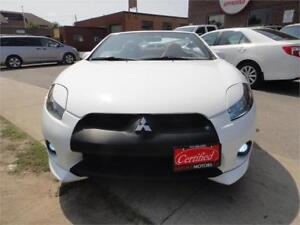 2008 Mitsubishi Eclipse GS, Luxurious Leather Seats, MUST SEE