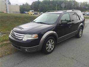 2008 Ford Taurus X SEL LOADED, 6 PASS, DVD, LOTS OF OPTIONS, AWD