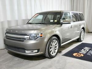 2014 Ford Flex LIMITED   7 PASSENGER   HEATED FRONT SEATS   BACK