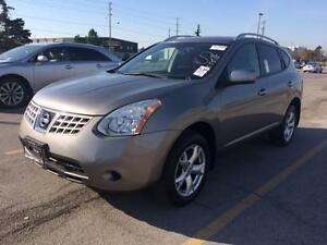 2009 Nissan Rogue, SUV, automatic, Light Grey, LOADED!