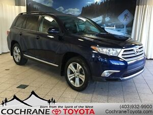 2011 Toyota Highlander V6 LIMITED - LEATHER - SUNROOF