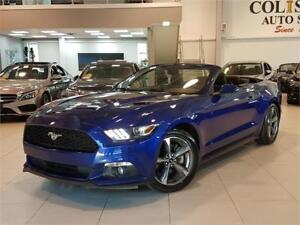 2015 Ford Mustang V6 CONVERTIBLE NO ACCIDENTS ONLY 20KM!!