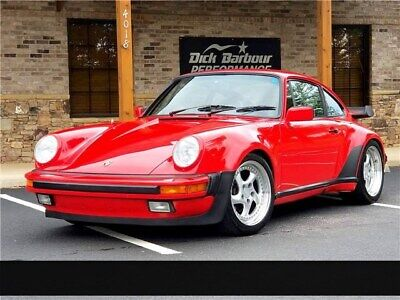1984 Porsche 911 M491 Turbo Look 1984 Porsche 911 M491 Factory Turbo Look Only 64,539 Miles AMAZING!!