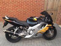 Honda CBR600F 1999 599cc