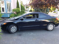 Honda Civic 2007 Coupe DX