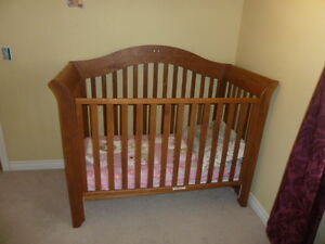 Morigeau-Lepine Solid Wood Crib