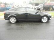 2008 Ford Mondeo MA Zetec Black 6 Speed Sports Automatic Hatchback Hampstead Gardens Port Adelaide Area Preview