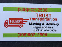 Moving/ Pick up/ Delivery/ Junk Removal/ Storage