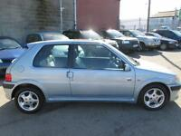 PEUGEOT 106 GTI (silver) 2001