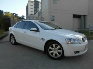 2008 Holden Berlina VE White 4 Speed Automatic Sedan Southport Gold Coast City Preview