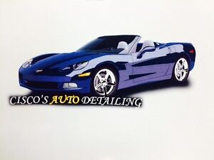 CISCO'S AUTO DETAILING - WE CAN COME TO YOU!