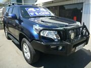 2013 Toyota Landcruiser Prado KDJ150R MY14 GXL Blue 5 Speed Sports Automatic Wagon Edwardstown Marion Area Preview