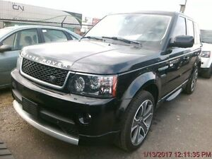 2012 Land Rover Range Rover Sport HSE Autobiography, N
