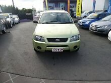 2004 Ford Territory SX TX (4x4) Green 4 Speed Auto Seq Sportshift Wagon Greenslopes Brisbane South West Preview