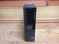 Dell Optiplex 990 SFF Core i3 530 2.93Ghz 4GB RAM 250GB HDD DVD RW Win 7 Pro PC
