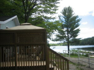 Due to Cancellation Lakefront Cottage Avaiilable