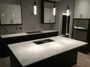 Granite countertops for less