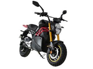 Rogue scooter électrique