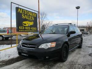 2006 Subaru Legacy AWD Automatic ** Equipped with Winters**