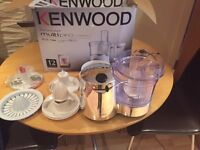 Kenwood Multipro Compact Food Processor Good Condition