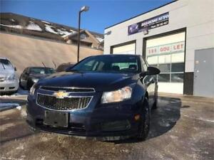 Finance available! safetied! 2011 Chevrolet Cruze LT Turbo w/1SA