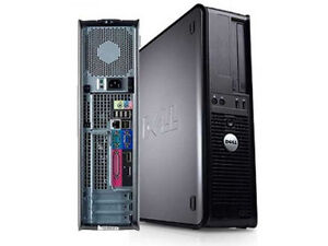 Dell Optilex 760 (small desktop) - upgraded hardware!