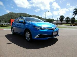 2017 Toyota Corolla ZRE182R Ascent Sport S-CVT Blue 7 Speed Constant Variable Hatchback Townsville Townsville City Preview