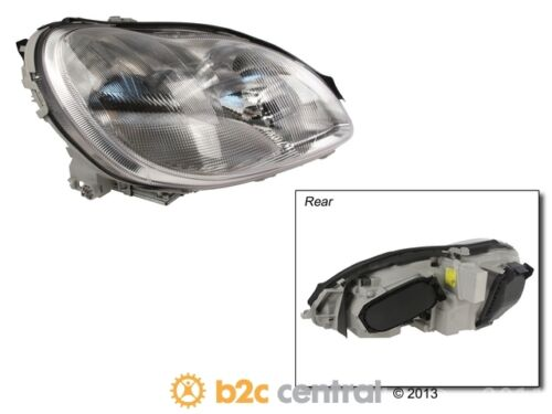 Details About Magneti Marelli Headlight Assembly Xenon Fits 2000 2003 Mercedes Benz S430 S500